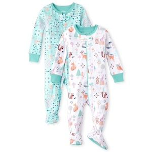 NWT 2/$14 Children's Place Dreamwave Sleepers
